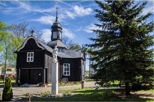 Kościół pw. Świętego Wawrzyńca w Łomnicy