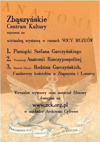 Wirtualna wystawa w ramach NOCY MUZEÓW